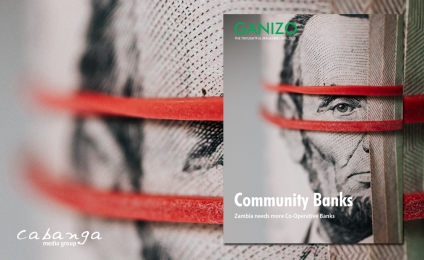 Ganizo Magazine | August 2020 | Community Banks