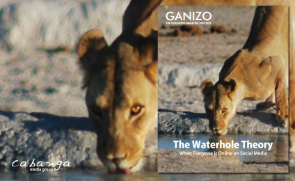 Ganizo Magazine | November 2020 | The Waterhole Theory